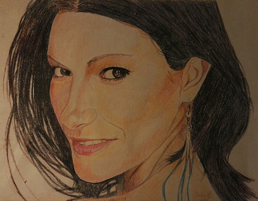Laura Pausini by g1adina87